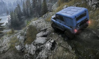 Spintires: MudRunner tips