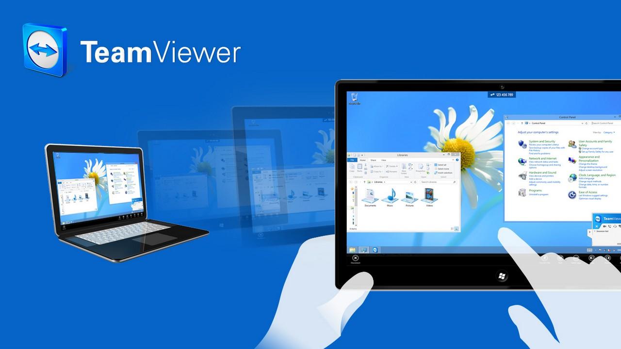 teamviewer 1 featured - Cách đặt mật khẩu cố định cho Teamviewer