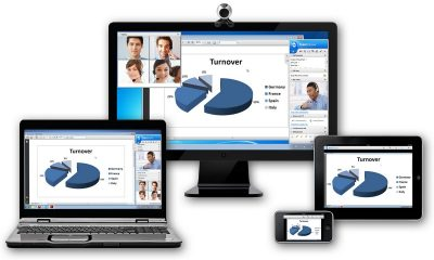 teamviewer meeting featured 400x240 - Cách sử dụng TeamViewer Meeting