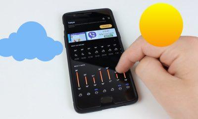 today weather 400x240 - Xem dự báo thời tiết hôm nay trên Android với Today Weather