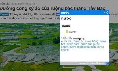 tu dien chrome1280x720 400x240 - Tra từ điển Việt - Anh và nhiều thứ tiếng trên Chrome