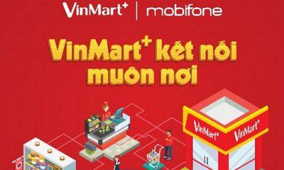 Anh 2 001 400x240 - VinMart+ phân phối sim và gói cước di động Mobifone