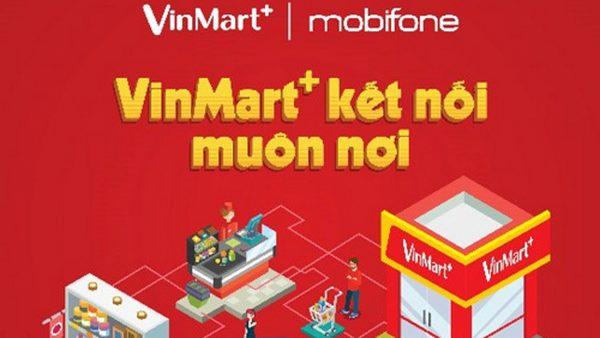 Anh 2 001 600x338 - VinMart+ phân phối sim và gói cước di động Mobifone