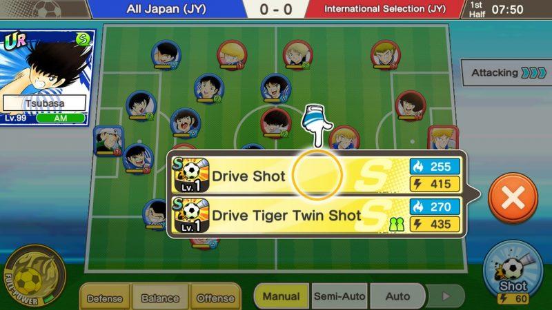 IMG 0599 800x450 - Sống lại tuổi thơ với tựa game Tsubasa, đang miễn phí trên iOS và Android