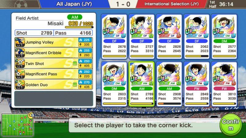 IMG 0601 800x450 - Sống lại tuổi thơ với tựa game Tsubasa, đang miễn phí trên iOS và Android