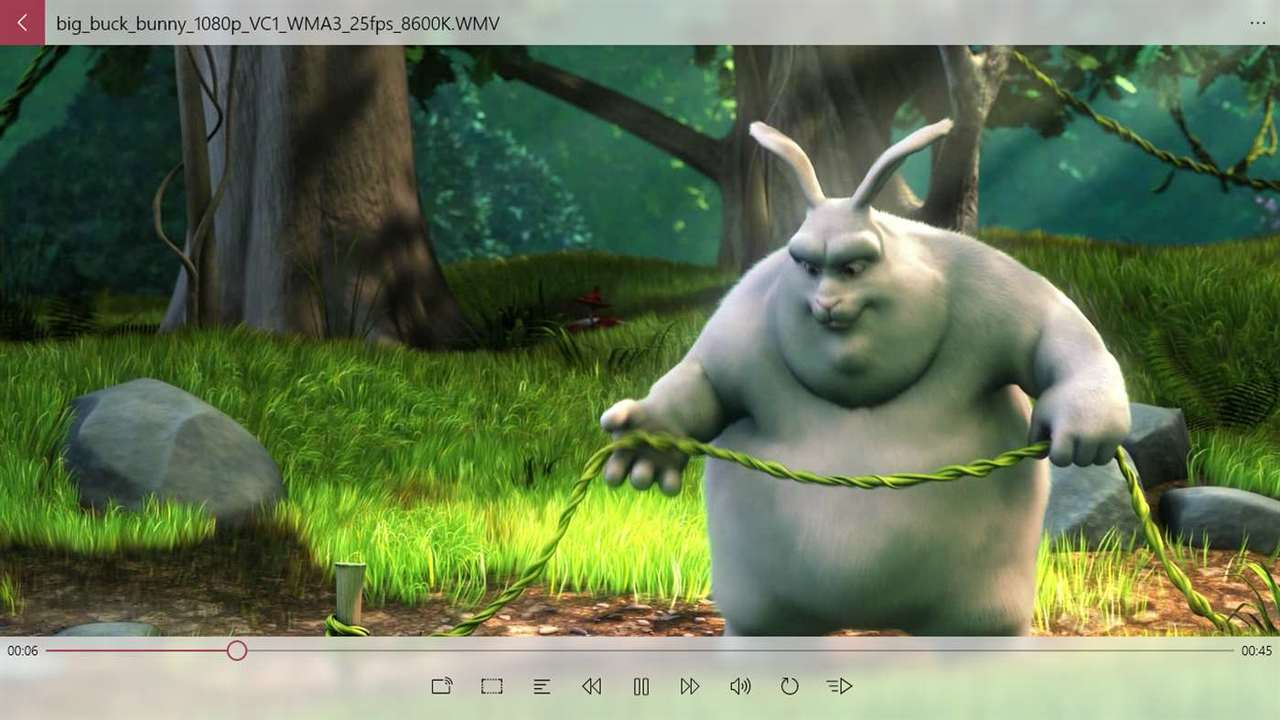 Metro Video Player S1280x720 - Metro Video Player (S): Phần mềm xem video mới cho Windows 10