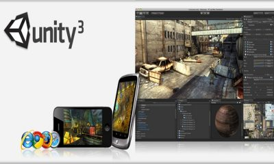 Unity3D 400x240 - Unity3D là gì?