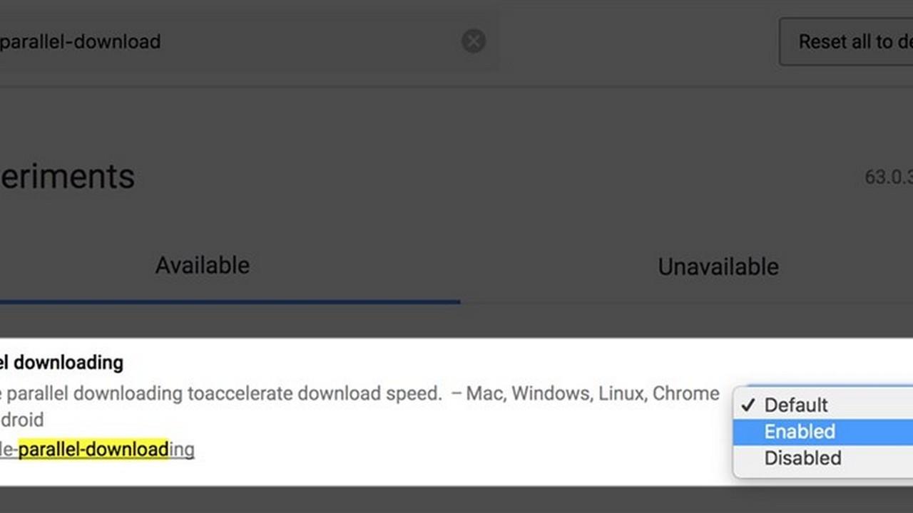chrome parallel downloading featured - Cách tăng tốc độ download trong Chrome như IDM