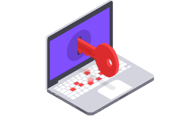 computer threats keylogger 400x240 - Keylogger là gì?