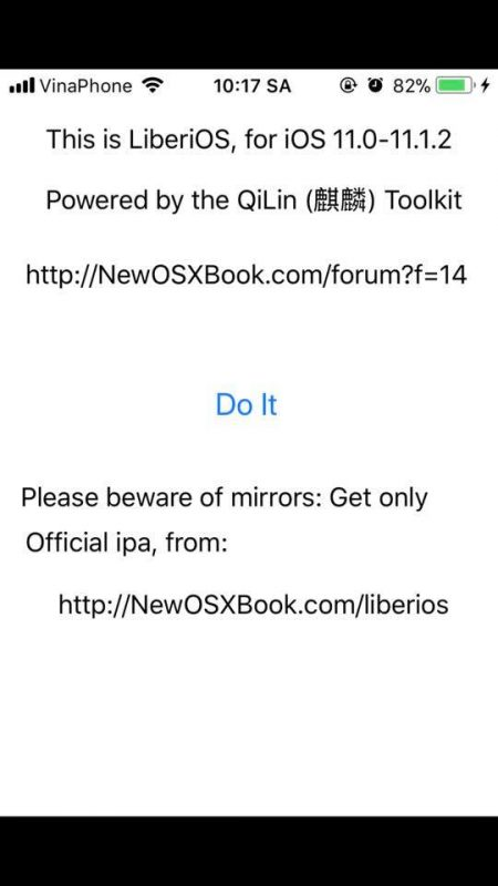 doit 450x800 - Đã có jailbreak iOS 11.1.2 dành cho thiết bị 64-bit - mời bạn tải về