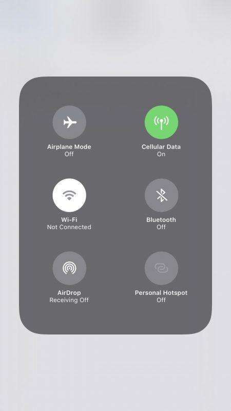 ios 11 bluetooth 450x800 - iOS 11.2: tổng hợp 16 tính năng mới