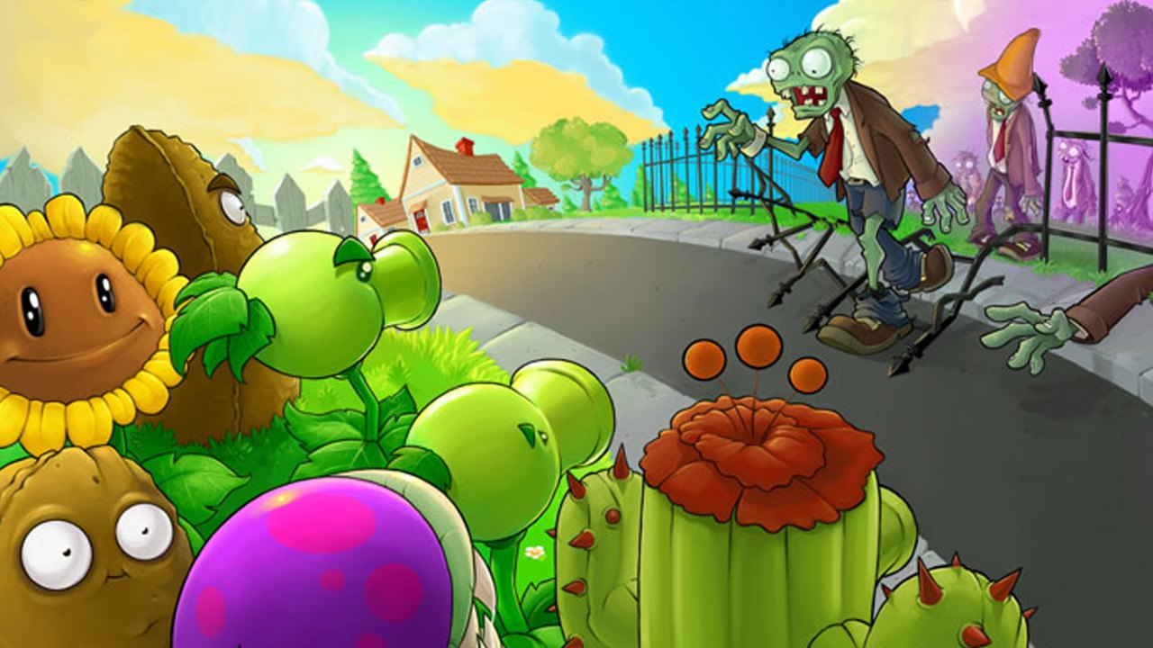 Plants vs. Zombies Game of the Year Edition game review