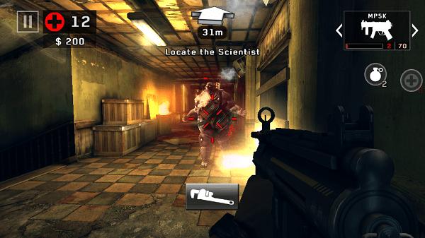 [iOS-Android] Mẹo game - Những điểm cần lưu ý trong Dead Trigger 2