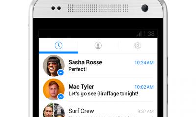 New facebook messenger large verge medium landscape 400x240 - Facebook Messenger thành ứng dụng OTT?