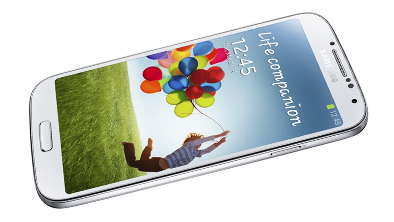 Galaxy S4 với Snapdragon 800 bắt đầu ra thị trường quốc tế