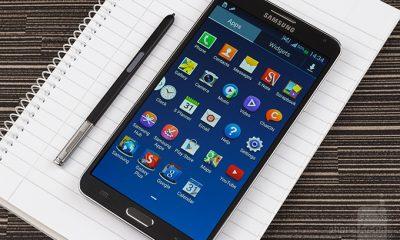 """Samsung Galaxy Note 3 Preview 400x240 - So sánh cấu hình những phablet """"bé bự"""" trên thị trường"""