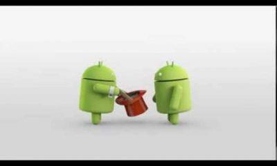 android kitkat 400x240 - Quảng cáo thú vị về Android KitKat