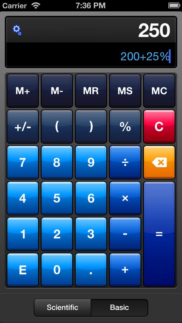 [Tải ngay kẻo lỡ] Calculator HD Pro