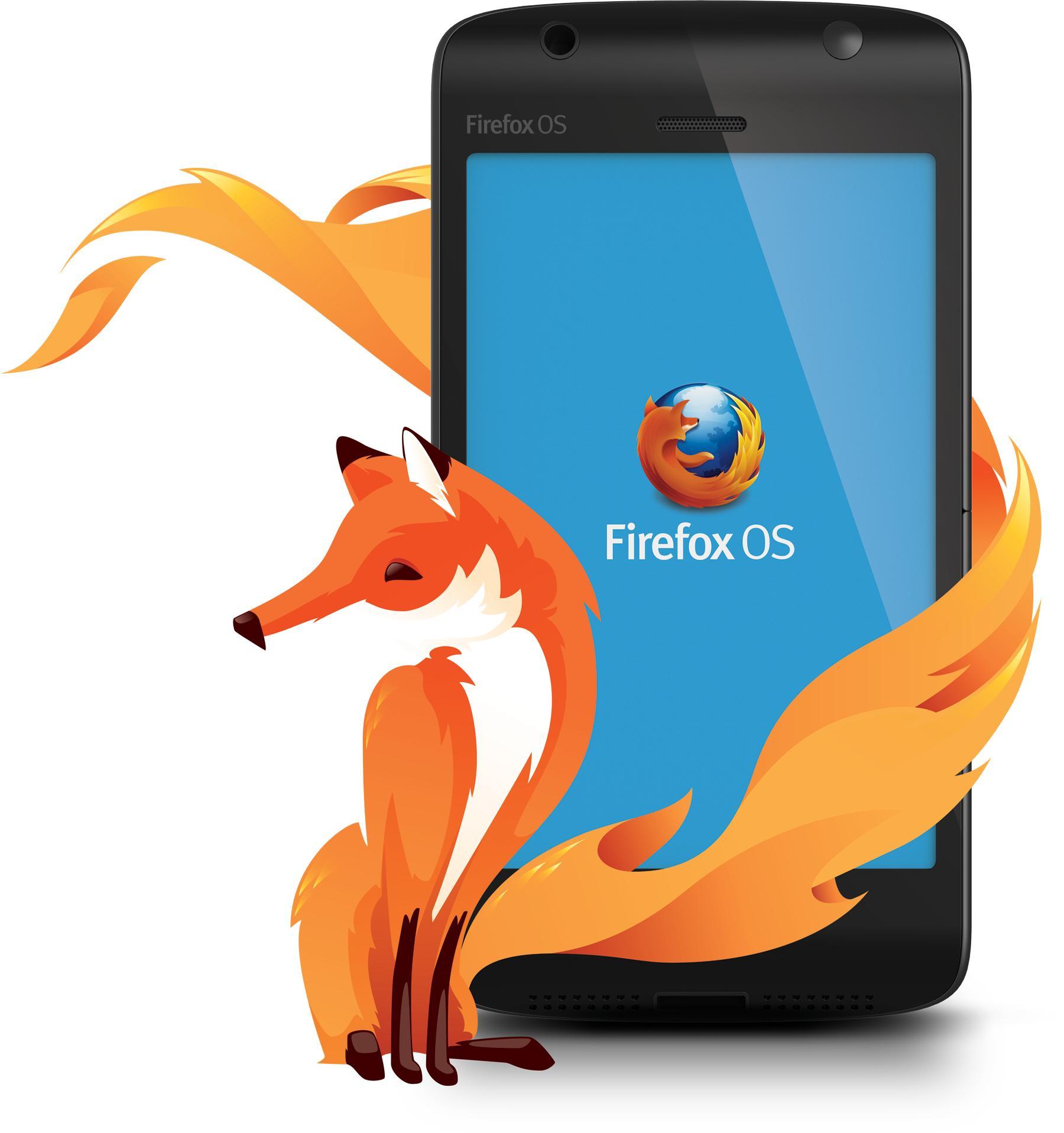 LG Fireweb: Điện thoại Firefox OS đầu tiên