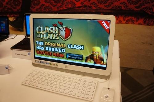 HP - HP Slate 21: Máy tính để bàn chạy Android đầu tiên