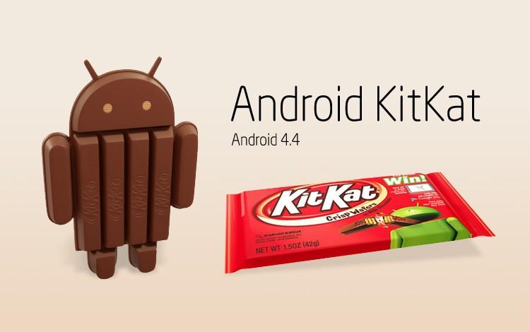"""android kitkat - [Android] Hướng dẫn """"nâng cấp"""" lên KitKat từ Android cũ"""