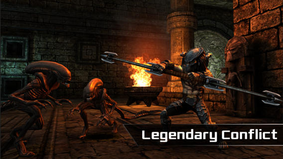 avp 1 - [iOS] Tải miễn phí game AVP: Evolution
