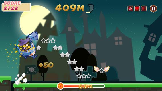 magicrun 1 - [iOS] Tải miễn phí game MagicRun