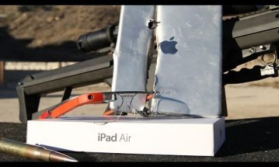 thu do ben ipad air 400x240 - Thử độ bền iPad Air