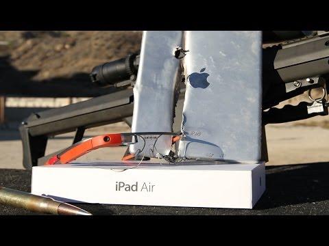 thu do ben ipad air - Thử độ bền iPad Air