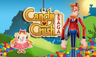 candy crush saga 400x240 - Những ứng dụng được tải nhiều nhất trên iPhone/iPad năm 2013