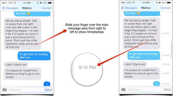 imessage3 - Sửa lỗi iMessage không hoạt động trên iOS 7