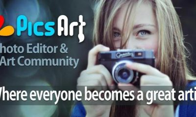 picsart photo studio main 400x240 - [WP8] PicsArt - Sáng tạo những hình ảnh tuyệt vời từ Nokia Lumia