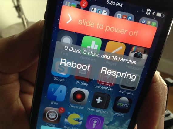 [Cydia] Repower: thêm tính năng mới cho màn hình iOS 7 19