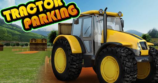 trator parking 1 - [Android] Tractor parking 3D Farm Driver - Tìm hiểu nông nghiệp