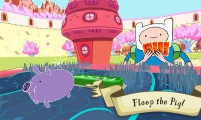 "adventure time 1 400x240 - [iOS] Cartoon Network ra mắt game ""ăn theo"" Adventure Time"