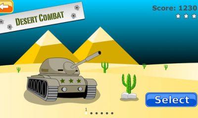combat tank 2 400x240 - [iOS] ComBat Tank - Bắn xe tăng