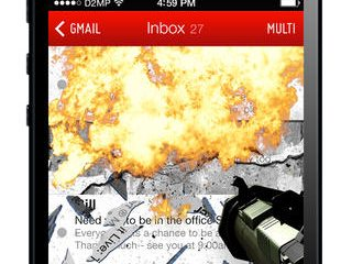 """destroyemail 1 320x240 - [iOS] DestroyMail: """"Tuyệt chiêu"""" xóa thư rác"""