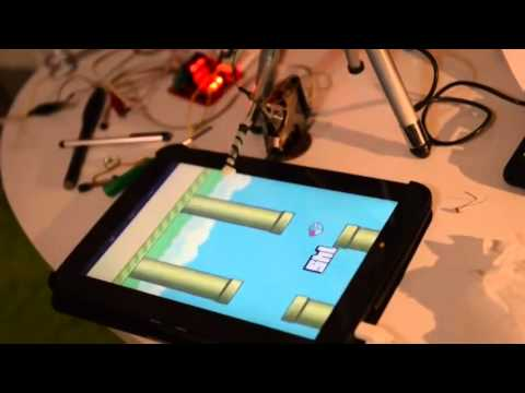 flappy bird3 - Robot chơi Flappy Bird