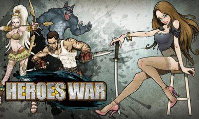 heroes wars 1 400x240 - [iOS] Tải miễn phí Heroes War trên iOS