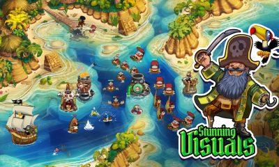 pirate legend td 400x240 - Ứng dụng / Game giảm giá miễn phí trên Appstore ngày 24/2/2014