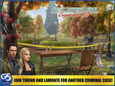 Tải miễn phí Special Enquiry Detail: Engaged to Kill cho iOS 12