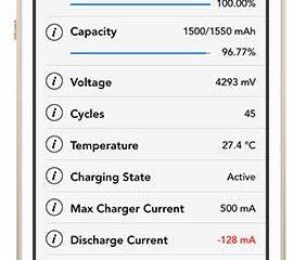 BatteryLife cydia iOS 282x240 - BatteryLife: Hiện thông tin về pin cực nhanh