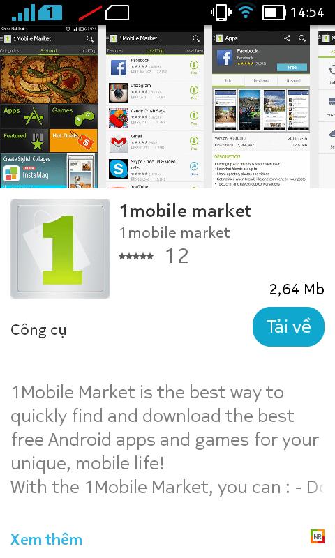 Cài các chợ ứng dụng khác vào Nokia X 4