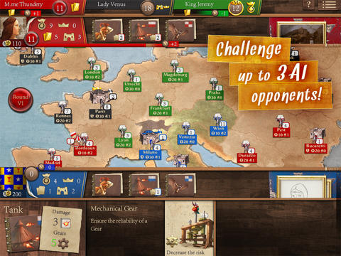 Da Vinci's Art of War Screenshot 3