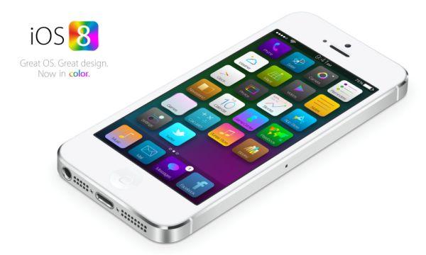 iOS 8 có thêm bốn ứng dụng mới 1