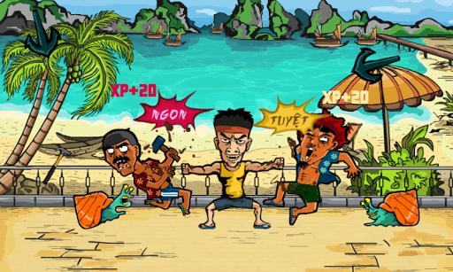 street kungfu 3 - [Android] Mời chơi thử game thuần Việt mới: Street Kungfu