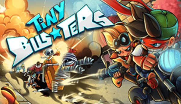 tiny busters 21 - Tiny Busters: Tựa game mới của Divmob