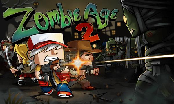 zombie age 2 1 - Zombie Age 2 đã có thể tải về