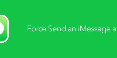 How to Force an iMessage to Be Sent as SMS on iOS 7 400x200 - Tự gửi SMS khi không dùng được iMessage trên iOS 7