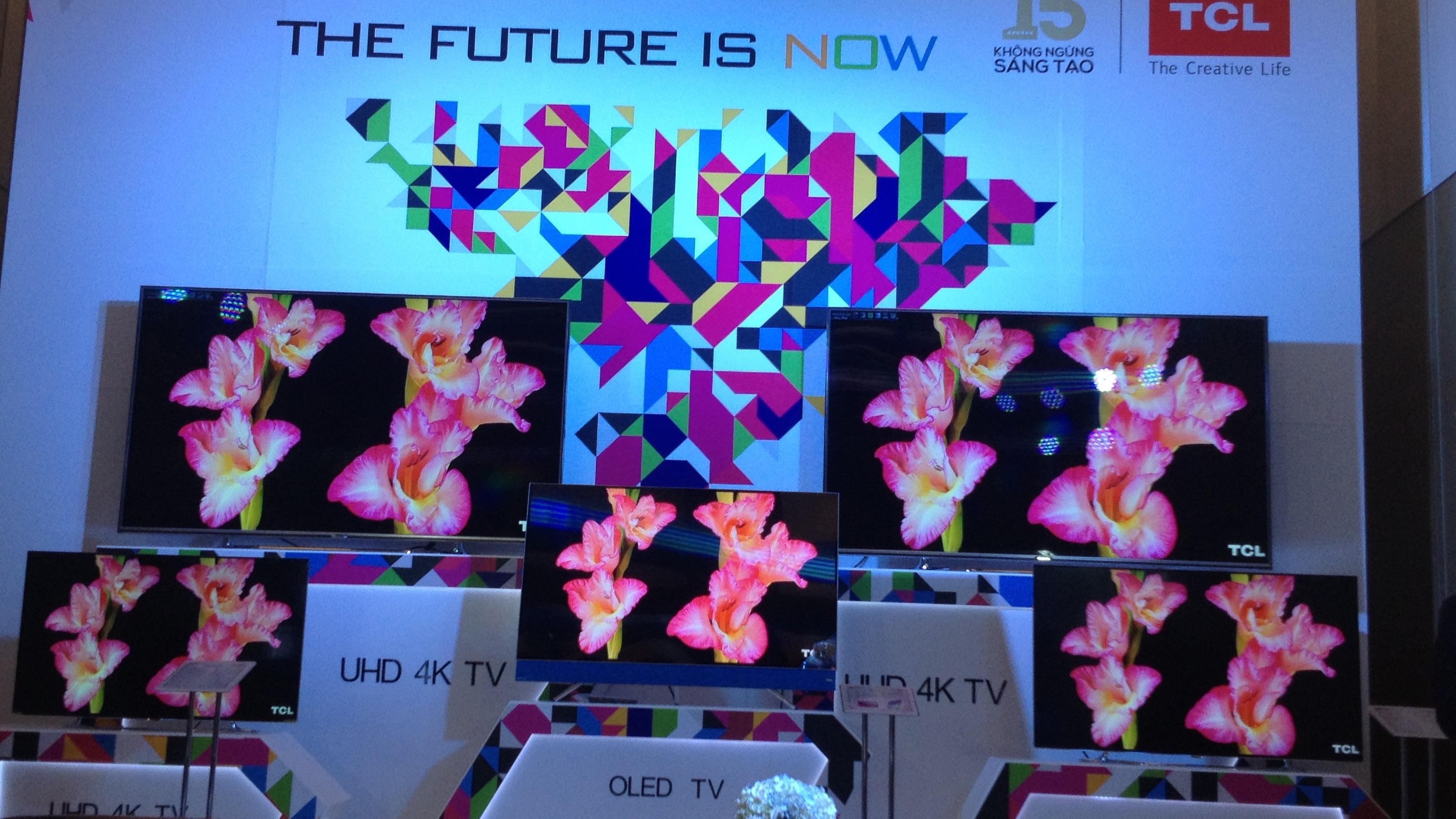 IMG 5494 - TCL ra mắt loạt sản phẩm TV mới tại Việt Nam